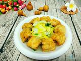 煎酿豆腐焖大白菜的做法[图]
