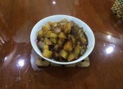 洋葱烩土豆