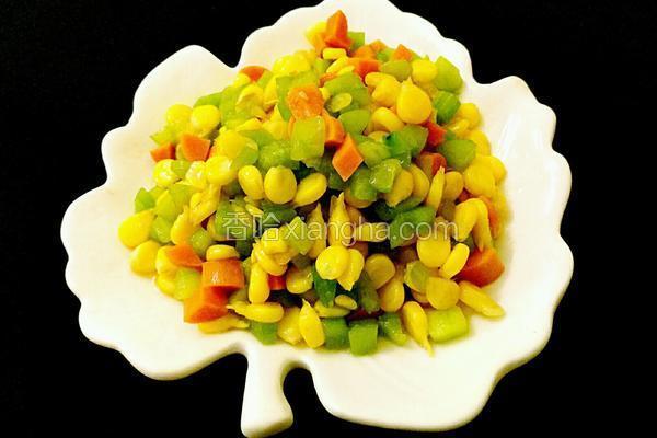 黄瓜玉米粒