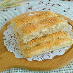 花椒盐烤饼