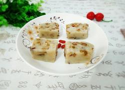 红枣葡萄干糯米年糕