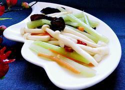 芹菜海鲜菇