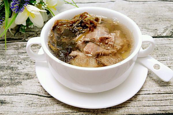 金线莲瘦肉汤