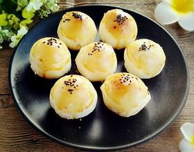 蛋黄酥[图]