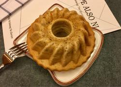 栗子仁蛋糕