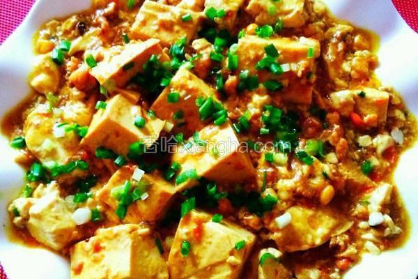 咖喱鸡肉豆腐