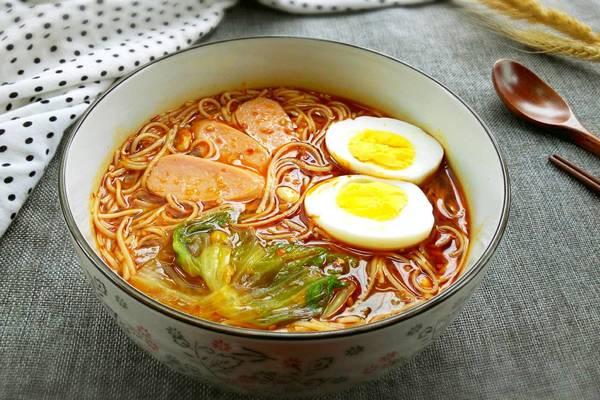 香辣酸汤面