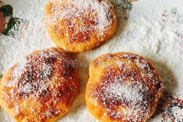香酥柿子饼