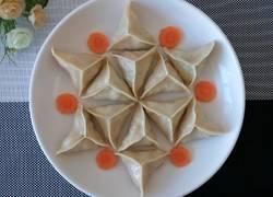 生煎三角饺子