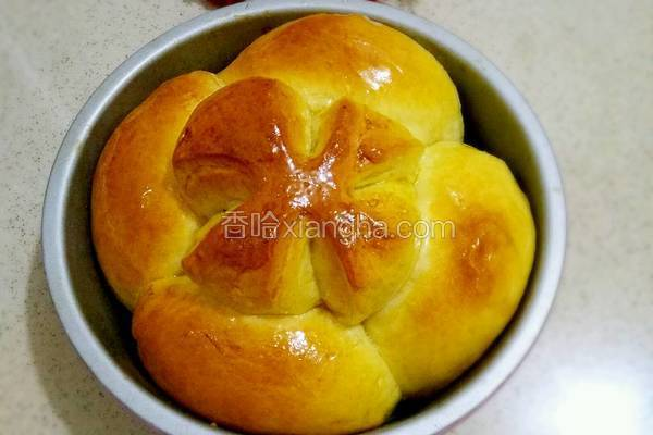 红豆沙面包