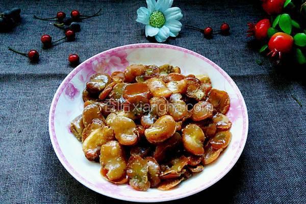 香酥兰花豆