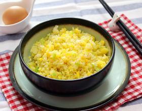 黄金蛋炒饭[图]