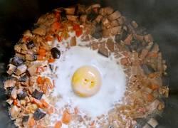 香菇土豆胡萝卜焖饭