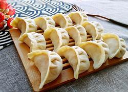 马哈鱼猪肉水饺