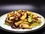 西芹千叶豆腐的做法[图]