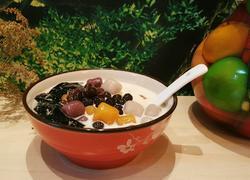 鲜芋仙饮品