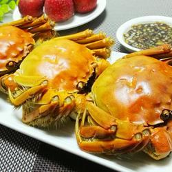 清蒸螃蟹的做法[图]