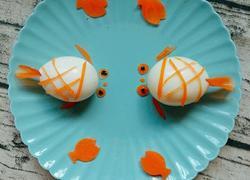 金鱼创意早餐