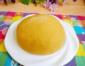 南瓜杂粮发面团