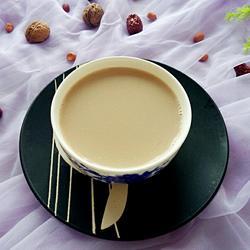 花生核桃红枣豆浆