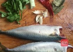 红烧鲭鱼的做法图解1