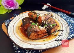 红烧鲭鱼的做法图解9