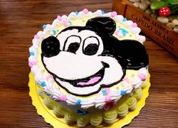 米奇卡通蛋糕