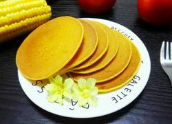 椰香玉米饼