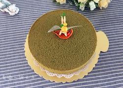抹茶戚风蛋糕