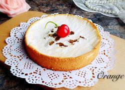 葡萄干天使蛋糕