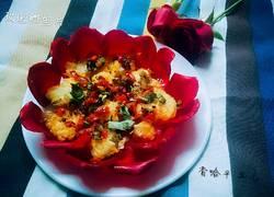 玫瑰柠檬鳕鱼片