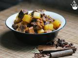 萝卜牛腩煲的做法[图]