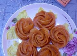 胡萝卜花卷