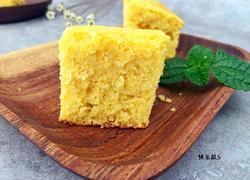 简易玉米面包