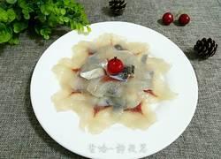 切鱼片方法