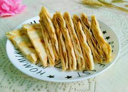 芝麻酱油饼