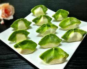 白菜(百财)饺子[图]