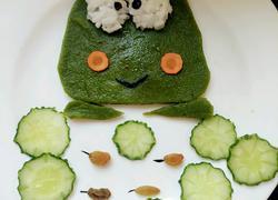 一只有故事的青蛙