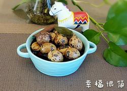 养生壶五香茶叶鹌鹑蛋
