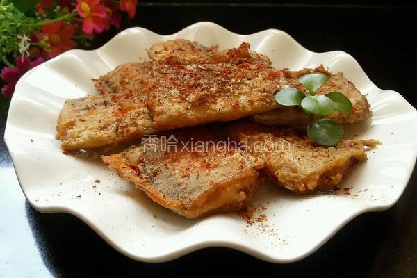 麻辣香酥带鱼