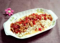 剁椒肉沫金针菇