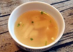 三文鱼头味噌汤