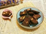 巧克力坚果饼干的做法[图]
