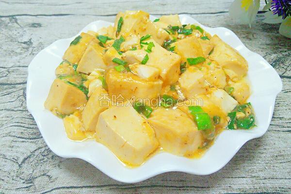 家常焖豆腐