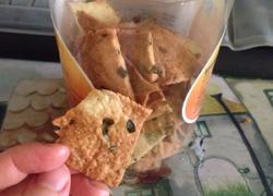 葱花薄饼干