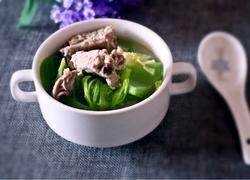 大芥菜排骨汤
