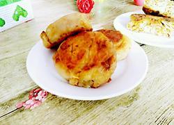 香葱油渣饼