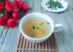 莲心蜂蜜茶