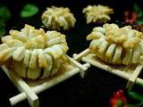 中式酥皮点心花开富贵的做法[图]