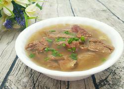 棒骨牛肉汤